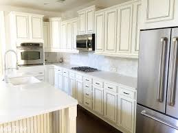 kitchen wall color with white cabinets the best kitchen cabinet paint colors tucker