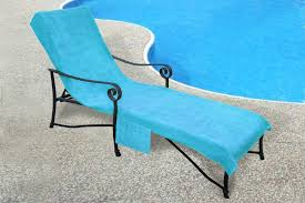 Patio Chair Cover Pool Side 1000 Gram Chaise Cover Pool Lounge Chair Cover Lawn