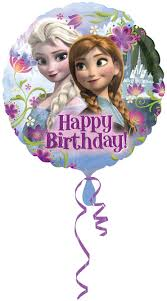 frozen balloons happy birthday frozen balloon 18 inch from category character