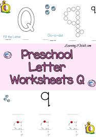 21 best letter q preschool images on pinterest alphabet letters