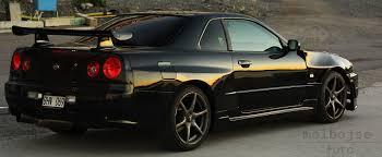 black nissan sports car wallpaper skyline sports car nissan skyline gt r r34 nissan