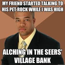 Pet Rock Meme - copped that new lac tose free milk successful quickmeme
