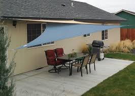 Sail Canopy Awning Agreeable Sail Shades For Patio Crafts Home