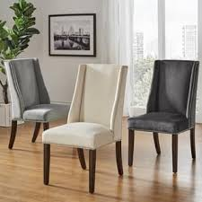 wingback dining room chairs wingback chairs kitchen dining room chairs for less overstock com