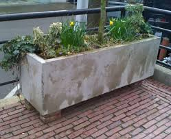 Concrete Planters Ouno Design Concrete Planters What Happened Whither Minimalism
