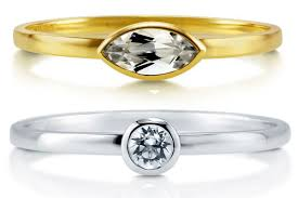 types of wedding ring ring guide which type of metal is right for you bridalguide