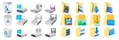 icone de bureau windows 10 build 10130 nouvelles icônes et évolutions du système