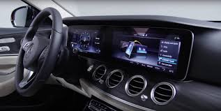 2017 mercedes benz e class u0027 beautiful interior revealed in first