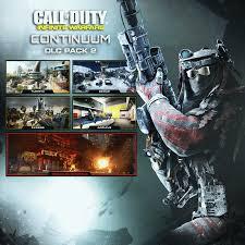 Cod 3 Map Pack Der Call Of Duty Infinite Warfare Continuum Dlc Steht Bereit