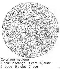 maternelle coloriage magique maternelle un sorcier