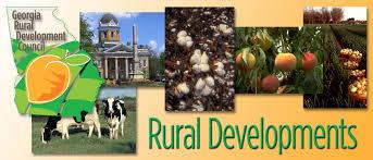 Usda Rual Development by The Georgia Rural Development Council