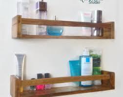 Pallet Floating Shelves by Pallet Furniture Etsy
