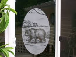 Embellish Home Decor by Exterior Design How To Embellish Your Homes With Etched Glass