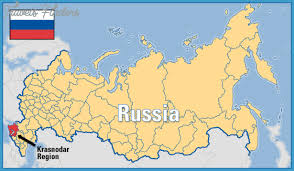 russia in maps russia map tourist attractions travelsfinders