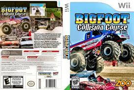 bigfoot monster truck game finding bigfoot in video games gamezone