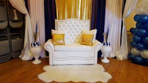 baby shower leather chair rental baby shower leather bench and