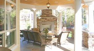 outdoor living plans house plans outdoor living spaces popular feature in new home