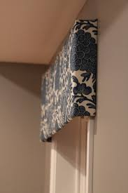 How To Make A No Sew Window Valance Easy No Sew Window Valance Projects