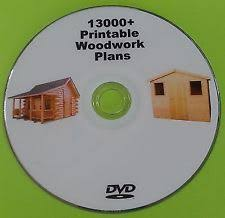 14 000 Woodworking Plans Projects Free Download by Woodworking Plans Ebay