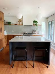 mid century modern kitchen storage cabinet a gorgeous mid century modern kitchen remodel