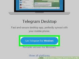 Telegram Web How To Create A Telegram Channel On Pc Or Mac With Pictures