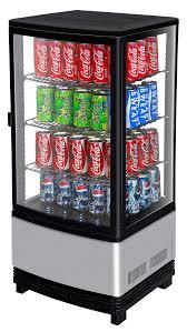 glass door chest freezer brrr refrigeration u0026 design inc display case grocery