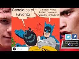 Canelo Meme - con meme chávez jr calienta duelo con canelo álvarez youtube