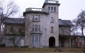 spirit halloween middletown ri ny utica munn mansion rutger street aj davis architecture etc