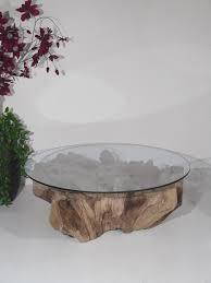 glastisch wurzelholz bestseller shop für möbel und einrichtungen