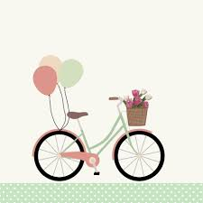 bike with balloons bicycle free stock photo public domain pictures
