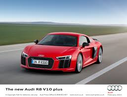 Sharper Lighter And More Powerful U2013 The All New Audi R8 Heads For