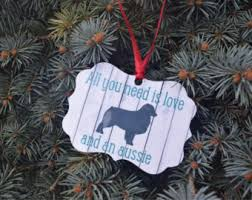 breed ornaments etsy