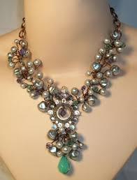 jewelry making necklace images Joanne green gold seed bead bracelet jewelry making journal jpg