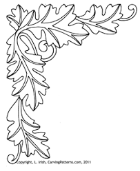 Wood Carving Patterns Free Download by Leaf Eater Pattern Pack Download