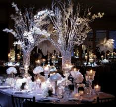 wedding centerpiece ideas long tables decorating of party