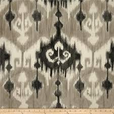 Ikat Home Decor by Ikat Home Decor Fabric Ikat Home Decor Fabric Draped Curtain