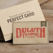 gift card company free 100 duluth trading company gift card gift cards listia