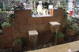Bedroom Water Feature Garden Thyme With The Creative Gardener More Great Water Features
