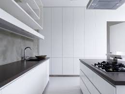 Shiny White Kitchen Cabinets Kitchen Cabinets Exciting White Modern Kitchen Design With