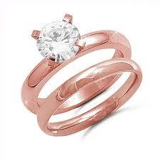 gold wedding set gold wedding ring set with gold wedding ring set