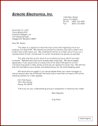 Sample Persuasive Business Letter by 100 Business Letters Example Cover Letter Format Kent 2