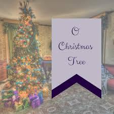 what is u201co christmas tree u201d the fields penn house
