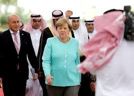 vor merkel besuch saudi arabien will auf waffen aus deutschland