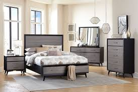 grey modern bedroom furniture