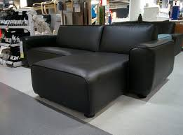 ikea karlstad leather sofa sofas center the dagarn ikea sofaew karlstad black