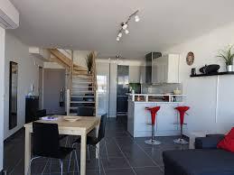 Appartement Toit Terrasse Paris T3 Superbe Logement Neuf 3 Pieces 70m2 Terrasse Sur Le Toit