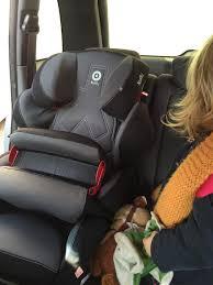 siege guardianfix pro 2 on à testé le siège auto kiddy guardianfix pro 2 un bébé ça