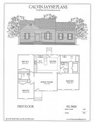 calvin jayne plans single story 1144 2336 sq ft