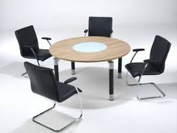 Circular Boardroom Table Circular Boardroom Tables Rexel Office Reality