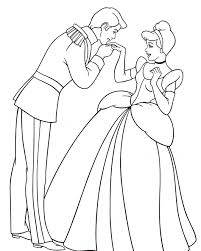 beautiful cinderella coloring pages girls coloring pages